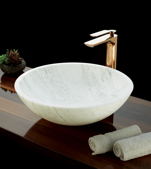 Aquant Statuatrio Marble Wash Basin