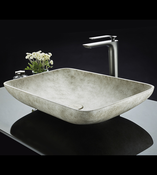 Aquant Cement Wash Basins