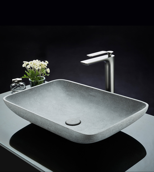 Concrete Wash Basins