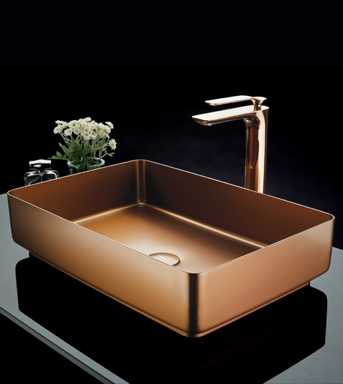 Inox Steel Series Basins