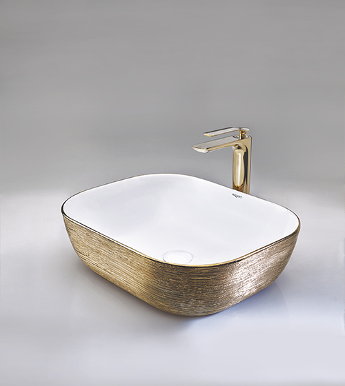 Aquant Gold Wash Basin