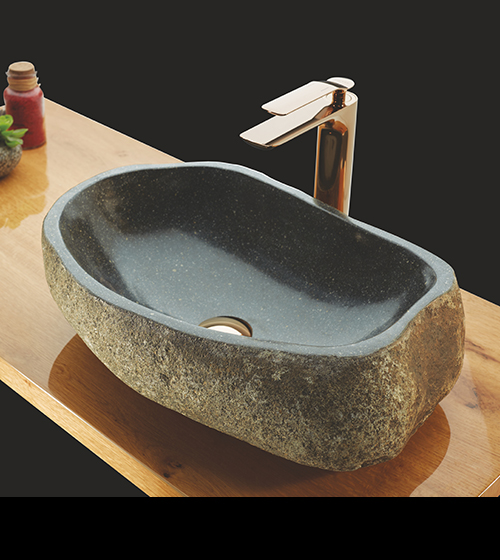 Aquant River Stone Basin