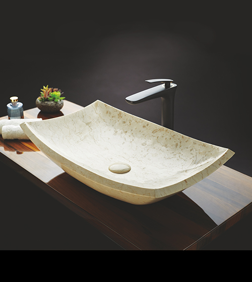 Aquant Italian Marble Wash Basin