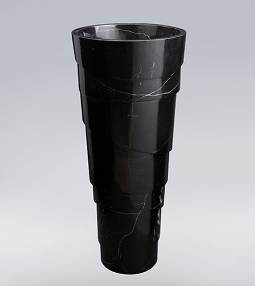 Aquant-Black-Marble-Pedestal-Wash-Basin-9096